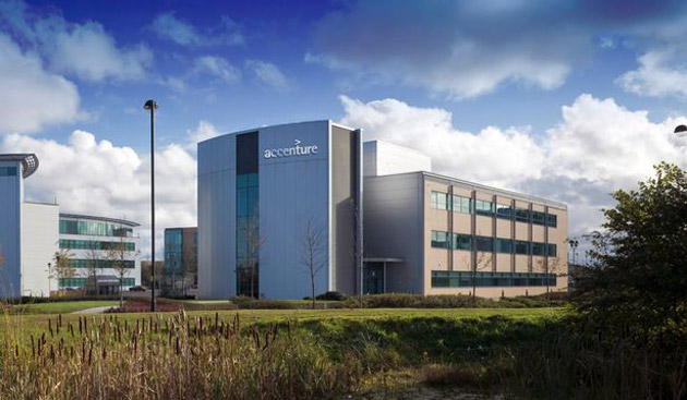 Accenture create 90 new jobs at Cobalt Business Park in North Tyneside