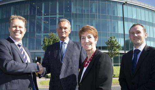 HP expand its presence at Cobalt Business Park