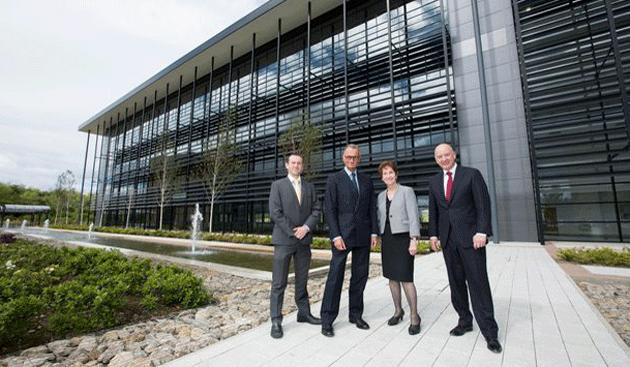 Accenture expand into second Cobalt Park premises as workforce passes 600
