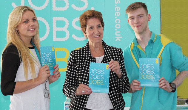 Careers fair promotes hundreds of job opportunities at Cobalt