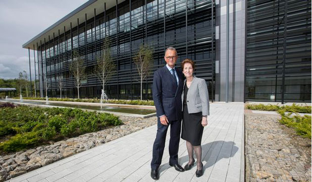 North Tyneside Business Park is almost full with 14,000 jobs on the site