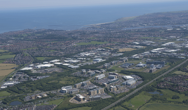 How Cobalt in North Tyneside became the biggest business park on the block